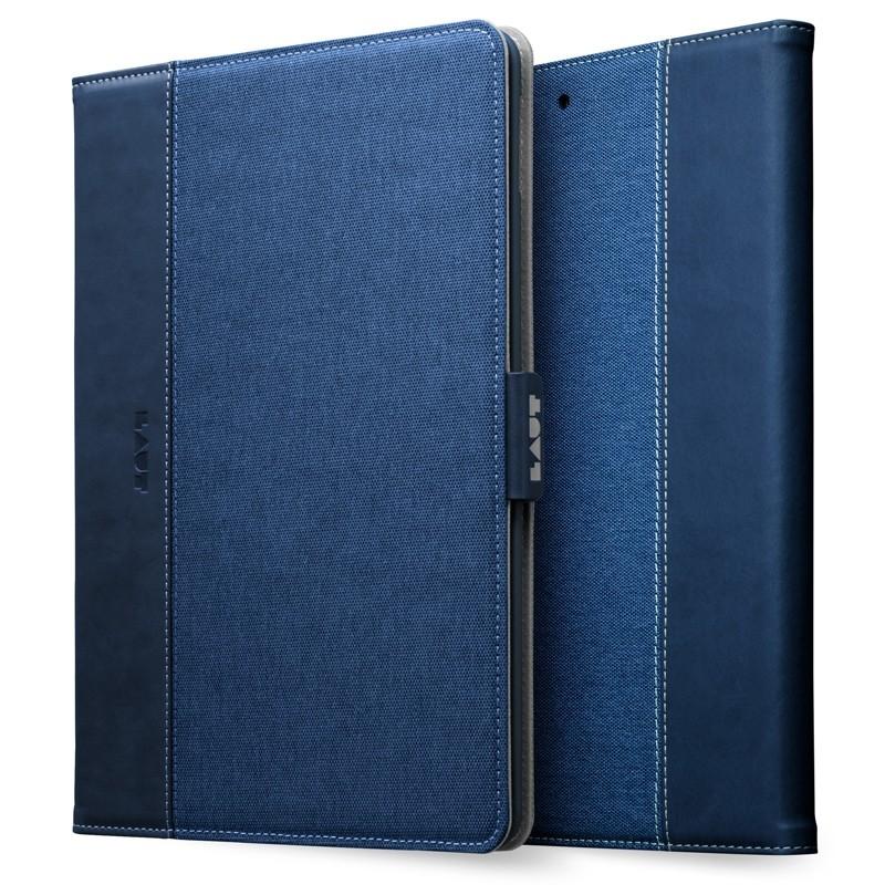 LAUT - Profolio hoes voor iPad Air 10.5 (2019), iPad Pro 10.5 Blue 01