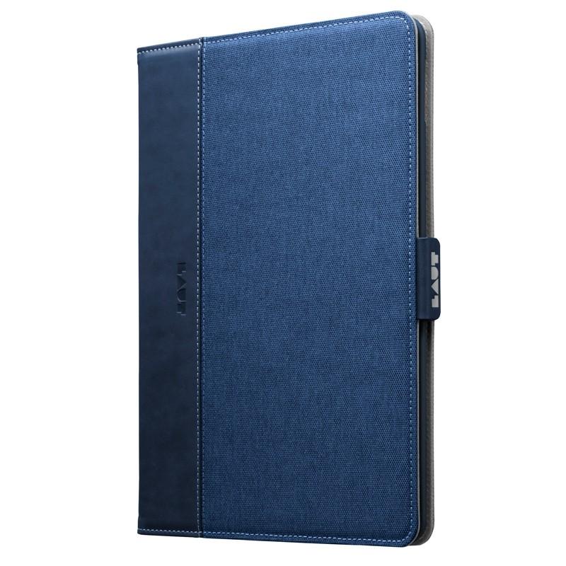 LAUT - Profolio hoes voor iPad Air 10.5 (2019), iPad Pro 10.5 Blue 02