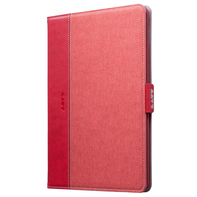 LAUT - Profolio iPad 9,7 inch 2017 Red 02