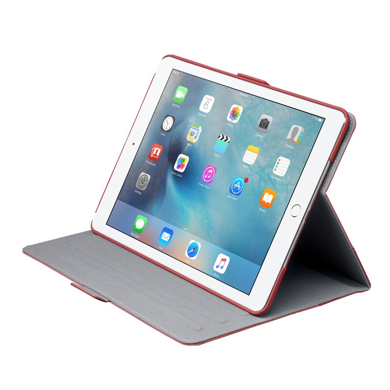 LAUT - Profolio iPad 9,7 inch 2017 Red 05
