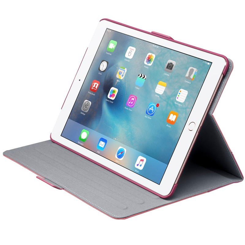 LAUT Profolio iPad Pro 9,7 inch Pink - 4