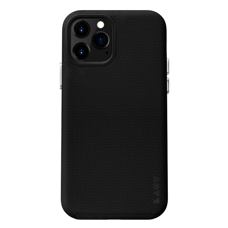 LAUT Shield Case iPhone 12 Pro Max Zwart - 1
