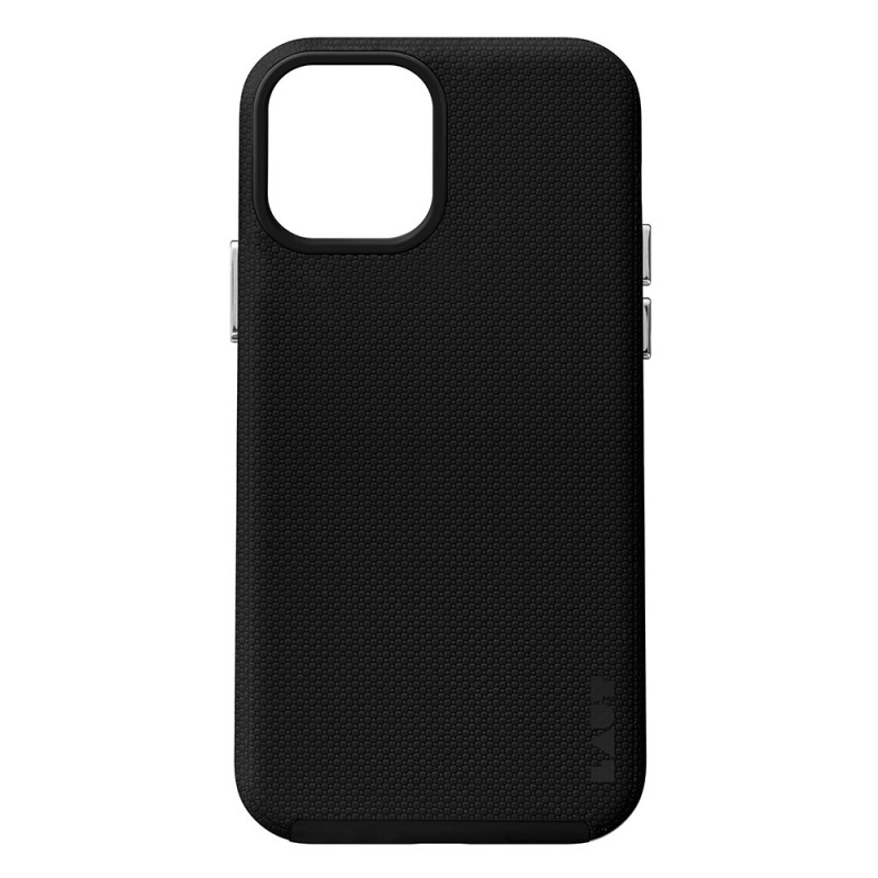 LAUT Shield Case iPhone 12 Pro Max Zwart - 2