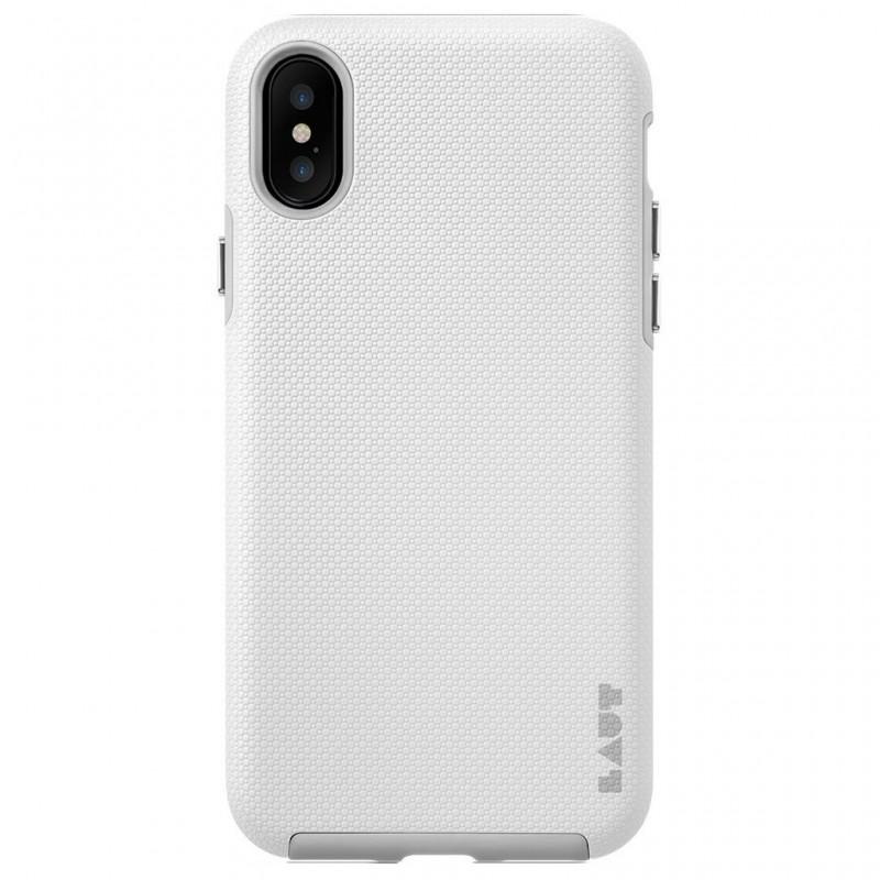 LAUT Shield iPhone X/Xs White - 4
