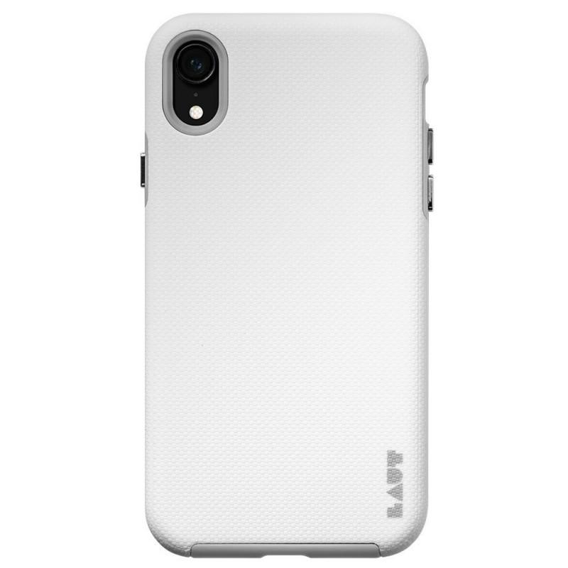 LAUT Shield iPhone XR Hoesje Wit 03