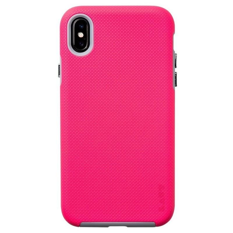 LAUT Shield iPhone XS Max Case Roze 03