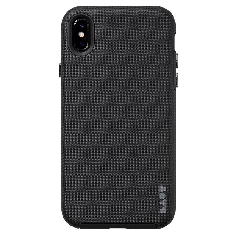 LAUT Shield iPhone XS Max Case Zwart 03