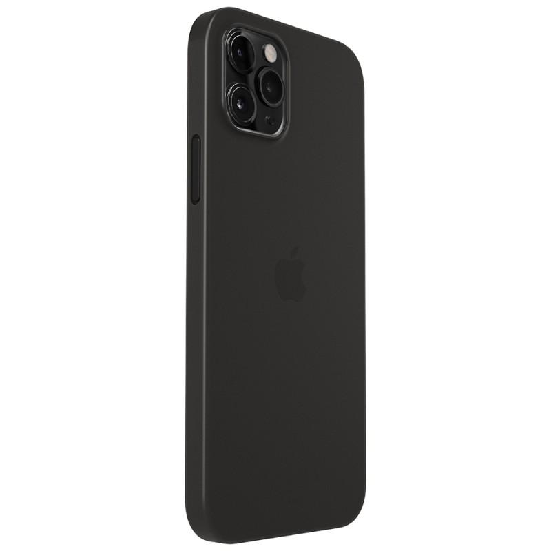LAUT SlimSkin iPhone 12 Pro Max Zwart - 1
