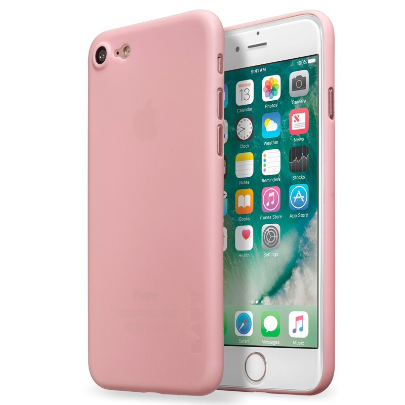 LAUT SlimSkin iPhone 7 Pink 01