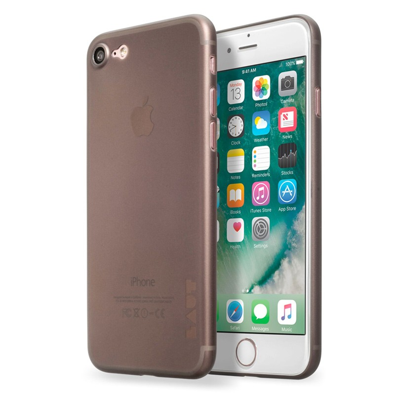 LAUT SlimSkin iPhone 7 Plus Black 01