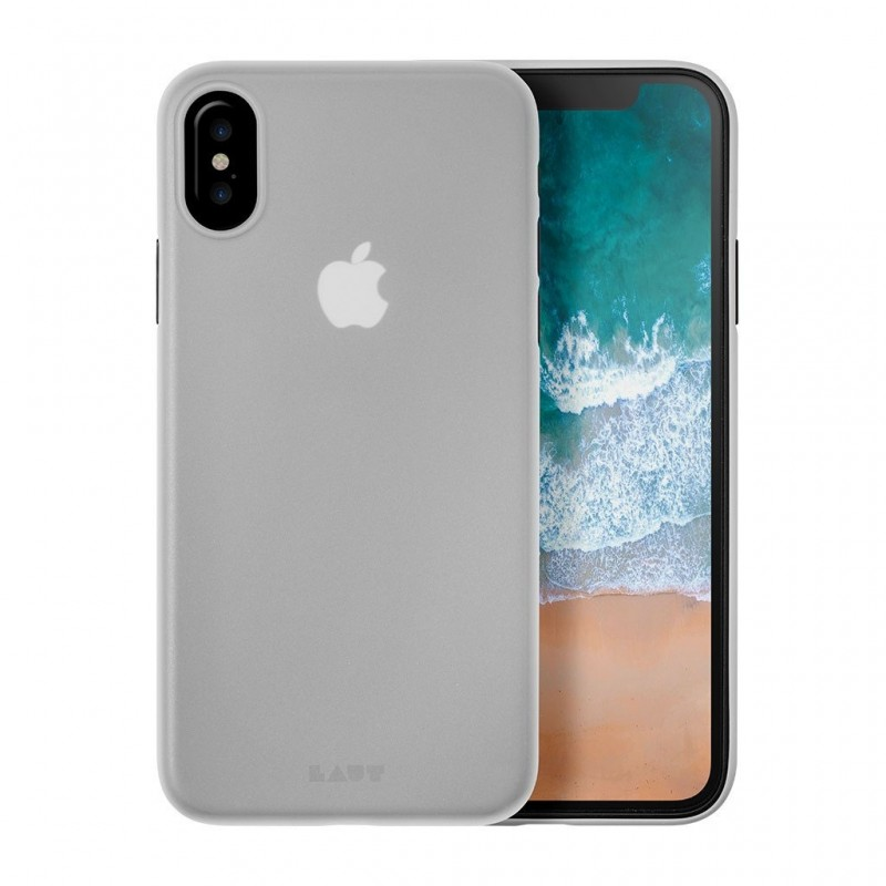 LAUT SlimSkin iPhone X/Xs Clear - 1