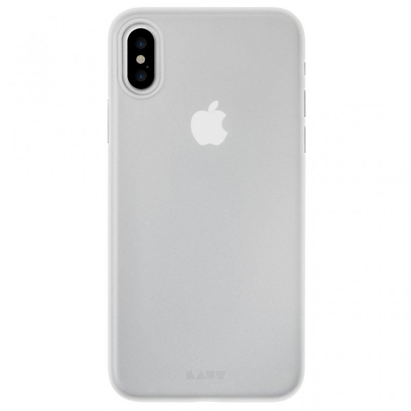 LAUT SlimSkin iPhone X/Xs Clear - 2
