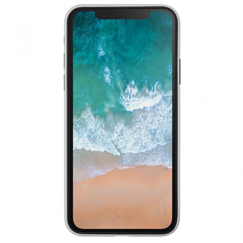 LAUT SlimSkin iPhone X/Xs Clear - 3