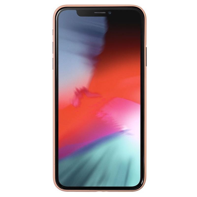 LAUT SlimSkin Flinterdun iPhone XS Max Hoesje Roze 02