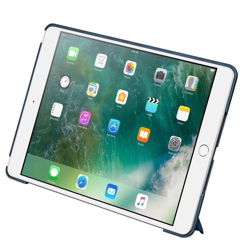 LAUT - Trifolio hoes voor iPad Air 10.5 (2019), iPad Pro 10.5 Blue 02