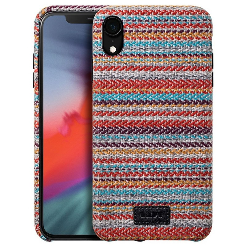 LAUT Venture Case iPhone XR Rood 01