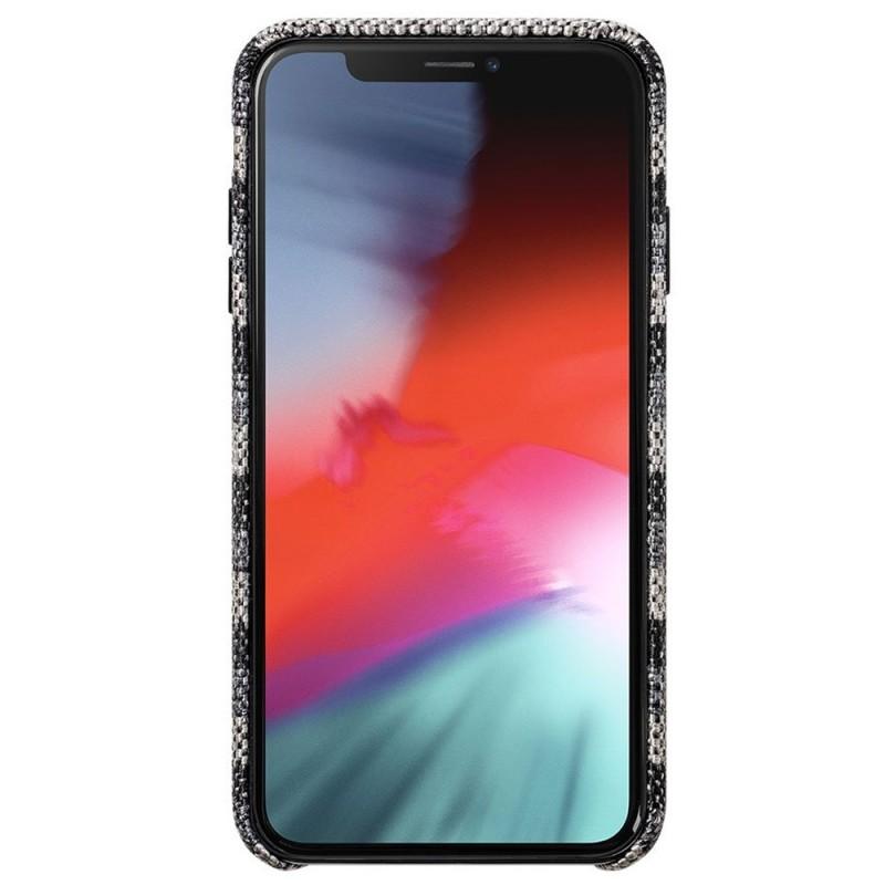 LAUT Venture Case iPhone XR Zwart Grijs 02
