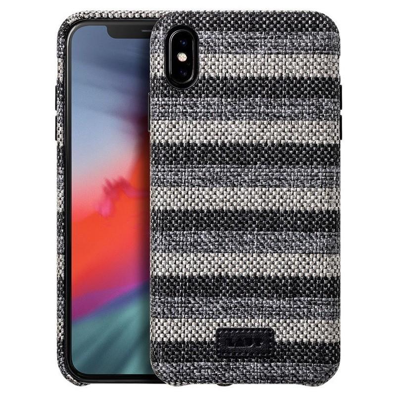 LAUT Venture Case iPhone XS Max Grijs 01