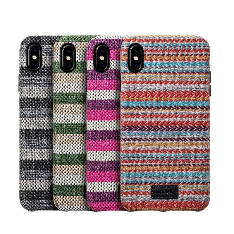 LAUT Venture Case iPhone XS Max Grijs 04