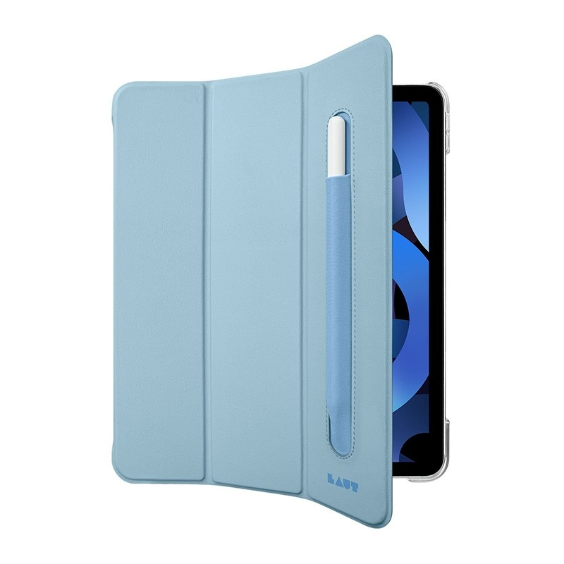 LAUT HUEX iPad Air 10.9 (2020) Hoes Blauw 01