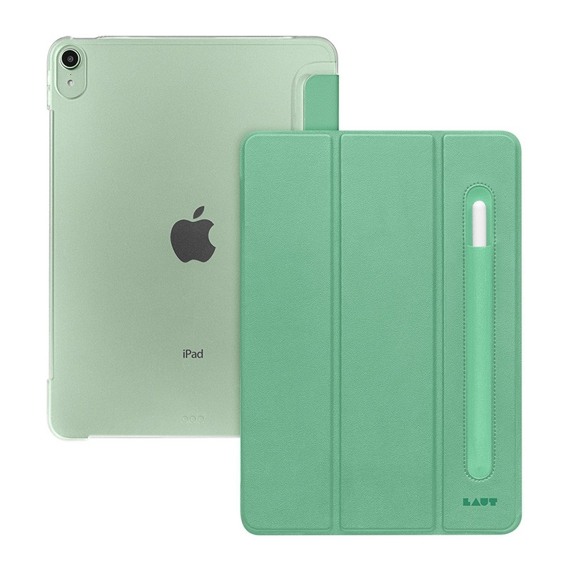 LAUT HUEX iPad Air 10.9 (2020) Hoes Groen 02