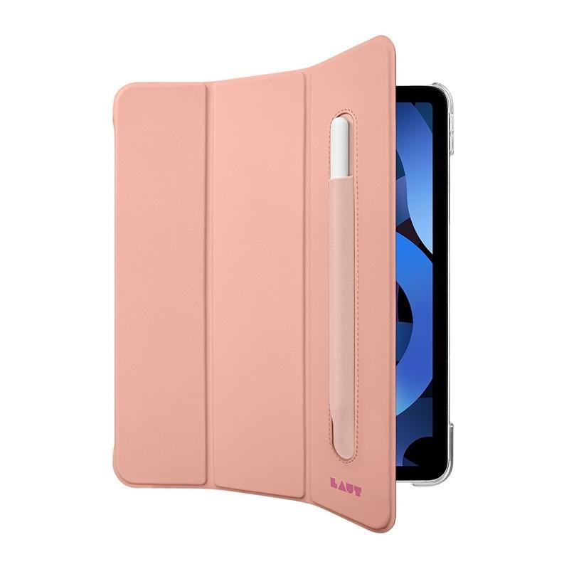 LAUT HUEX iPad Air 10.9 (2020) Hoes Roze 01