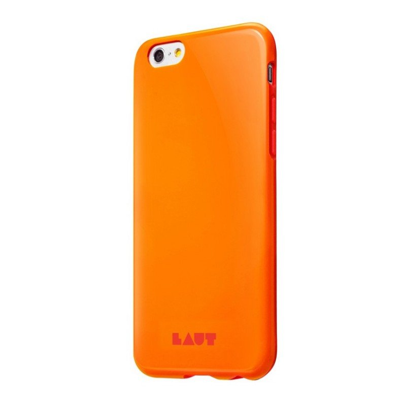 LAUT Huex iPhone 6 Plus Orange - 1
