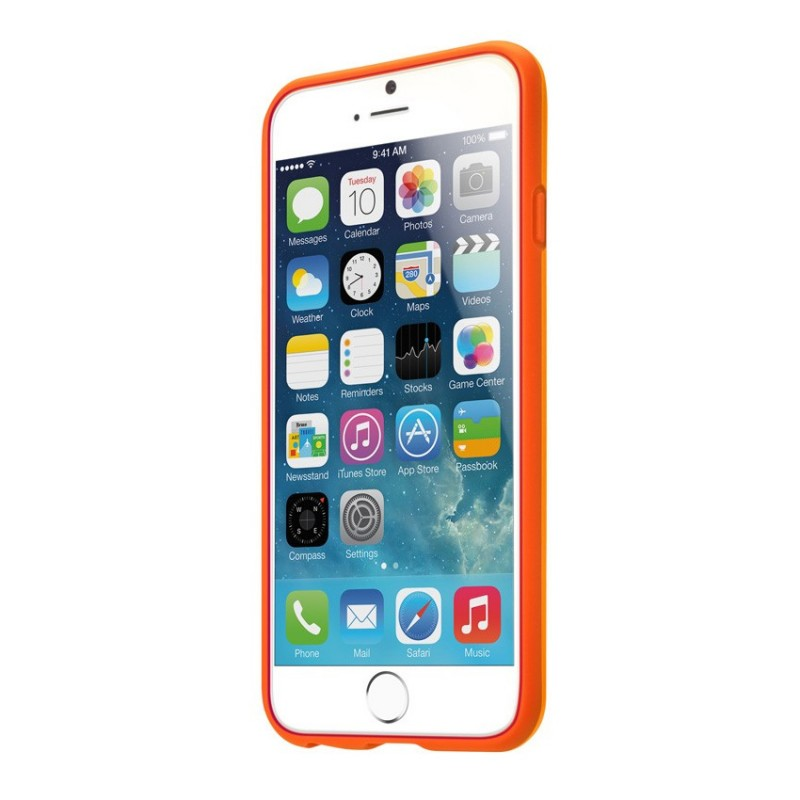 LAUT Huex iPhone 6 Plus Orange - 2