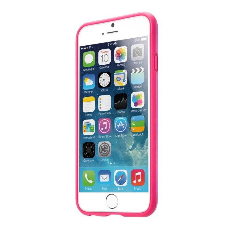 LAUT Huex iPhone 6 Plus Pink - 2
