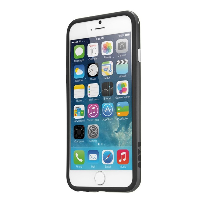 LAUT Loopie  iPhone 6 Plus Black - 2