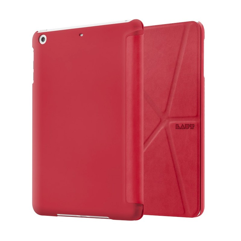 LAUT Trifolio iPad mini (2019), iPad mini 4 Red - 1