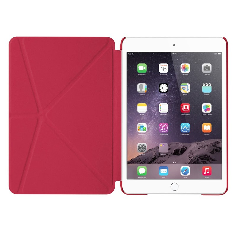 LAUT Trifolio iPad mini (2019), iPad mini 4 Red - 4