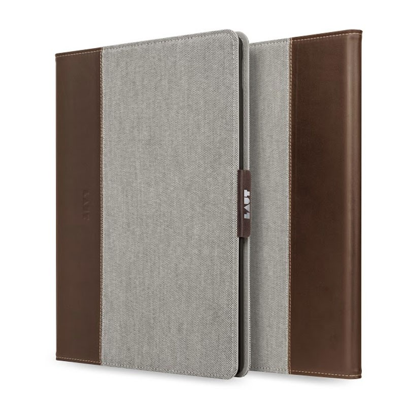 LAUT Profolio iPad Pro Brown - 1