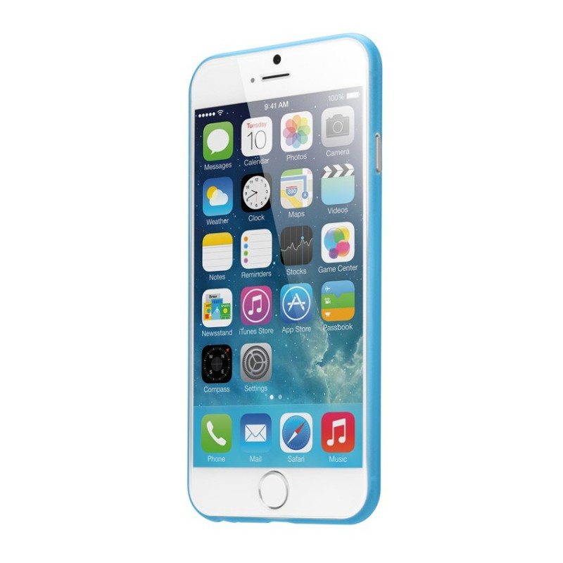 LAUT SlimSkin iPhone 6 Blue - 2