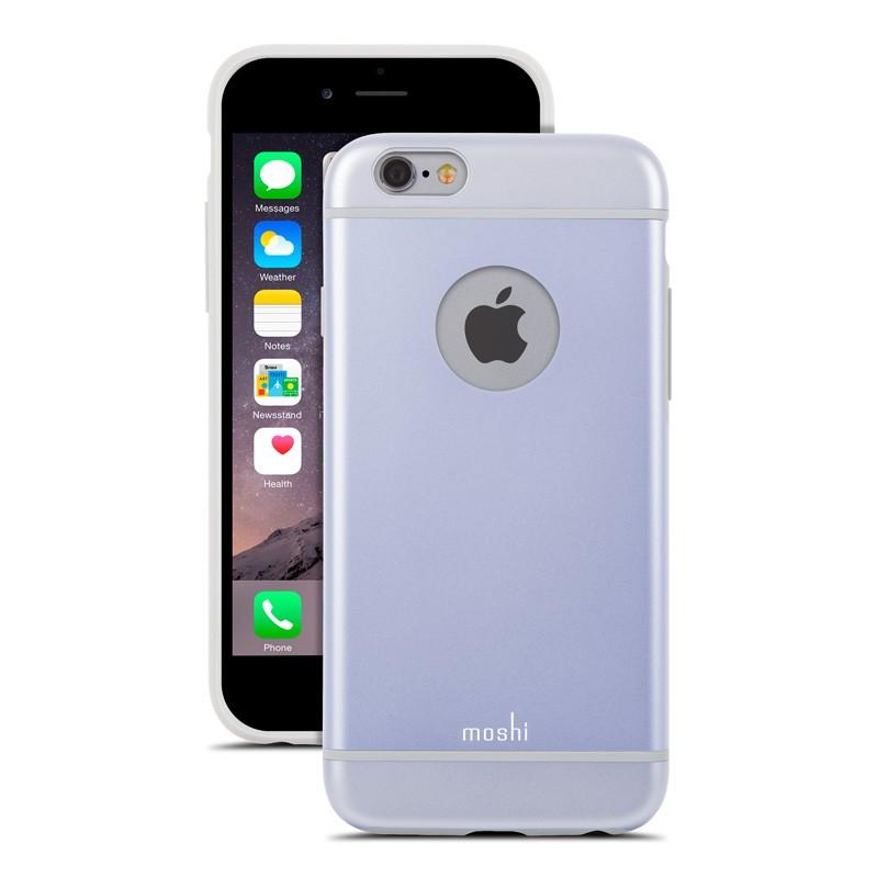 Moshi iGlaze iPhone 6 Lavender - 2