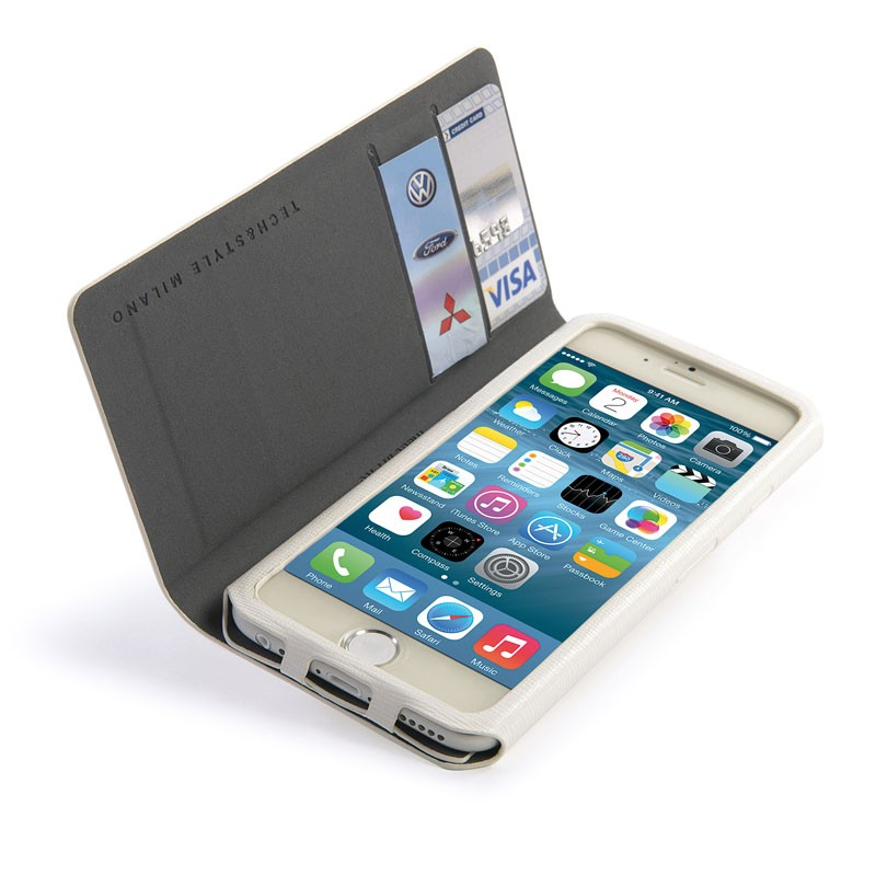 Tucano Leggero iPhone 6 White - 4