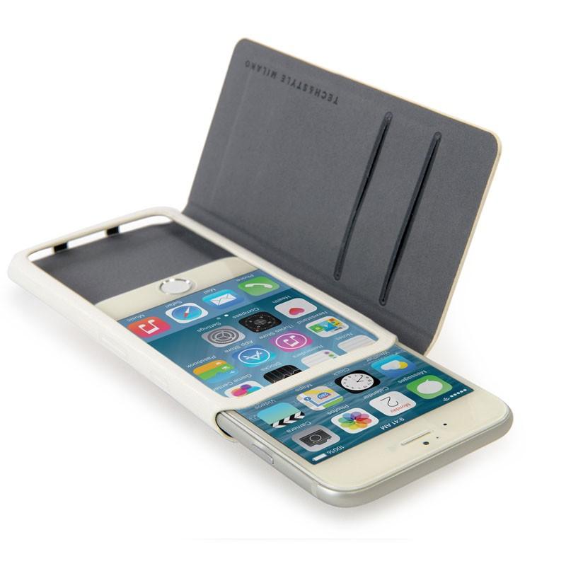 Tucano Leggero iPhone 6 White - 5