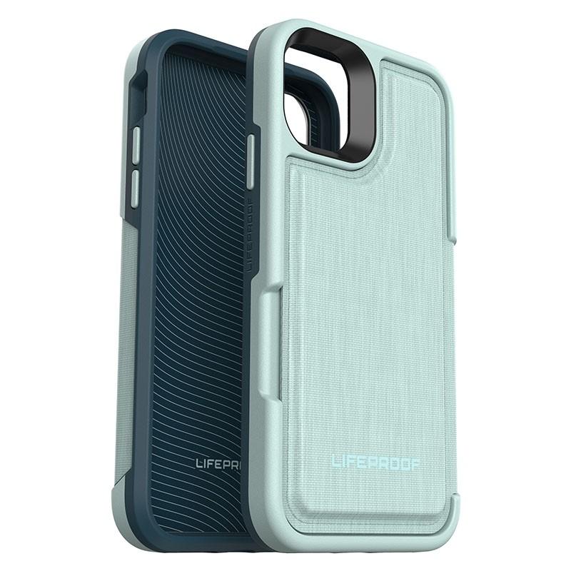Lifeproof Flip Wallet iPhone 11 Groen - 1