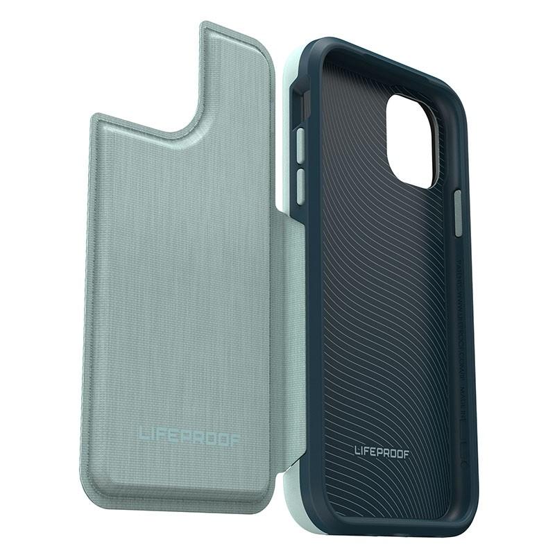 Lifeproof Flip Wallet iPhone 11 Groen - 7