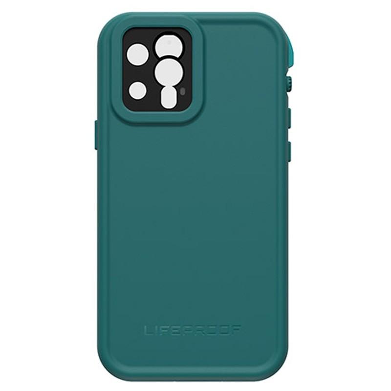 LifeProof Fre Waterdichte Hoes iPhone 12 Blauw - 3