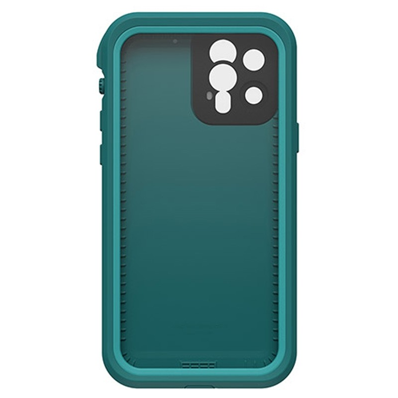 LifeProof Fre Waterdichte Hoes iPhone 12 Pro Blauw - 4