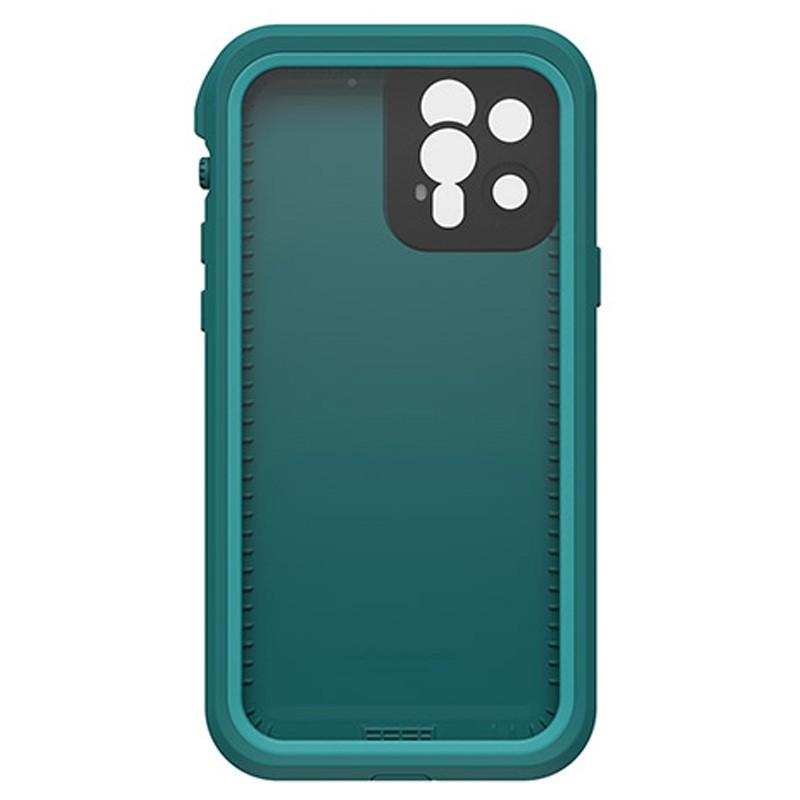 LifeProof Fre Waterdichte Hoes iPhone 12 Blauw - 4
