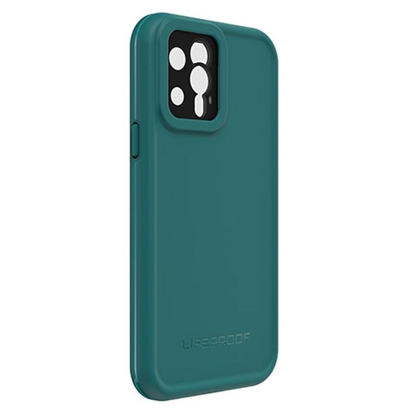 LifeProof Fre Waterdichte Hoes iPhone 12 Blauw - 5