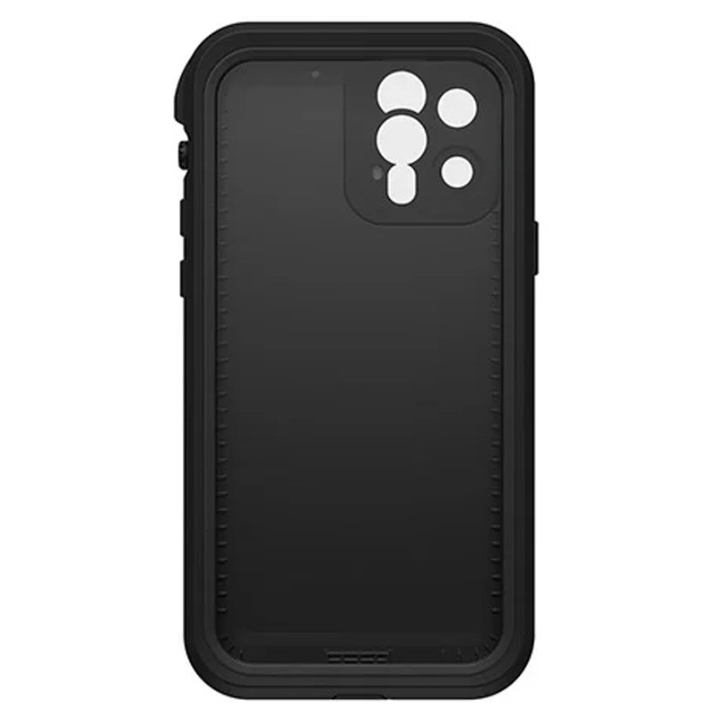 LifeProof Fre Waterdichte Hoes iPhone 12 Zwart - 4