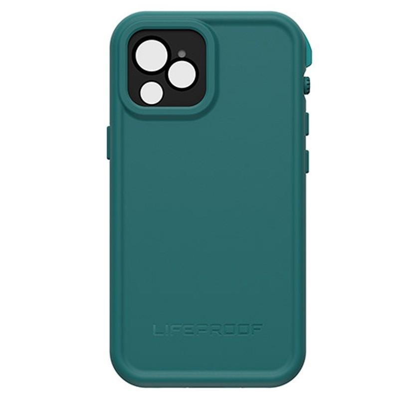 LifeProof Fre Waterdichte Hoes iPhone 12 Mini Blauw - 2