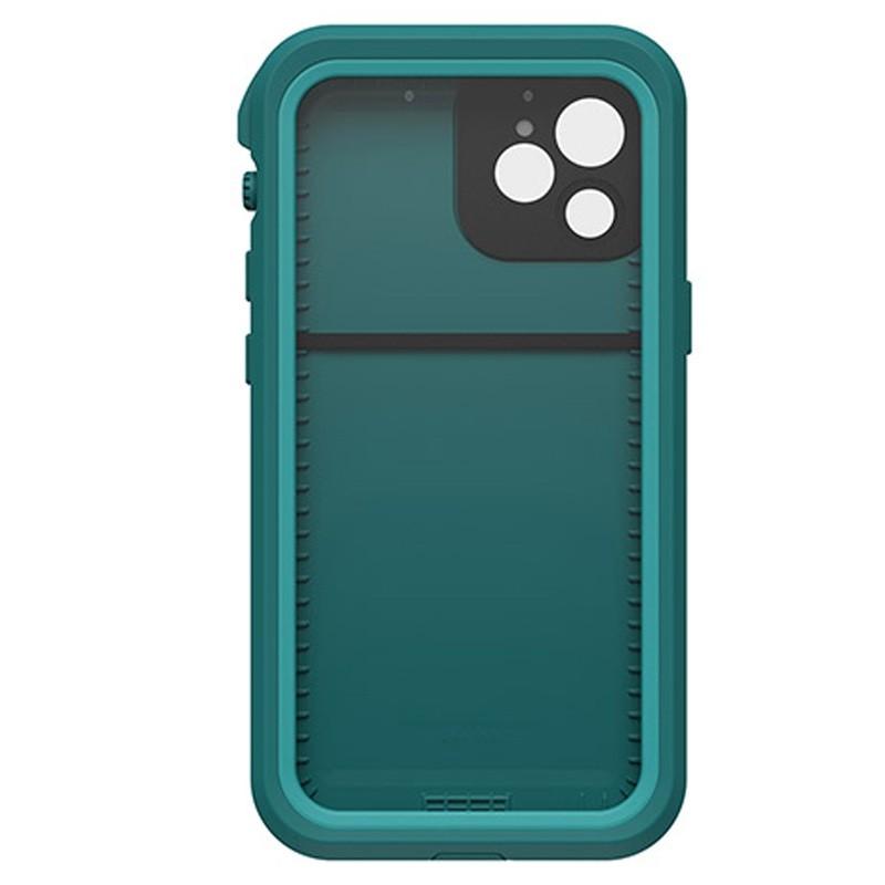 LifeProof Fre Waterdichte Hoes iPhone 12 Mini Blauw - 3