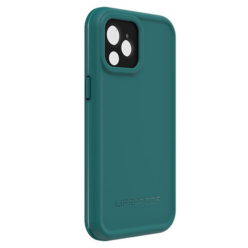 LifeProof Fre Waterdichte Hoes iPhone 12 Mini Blauw - 5