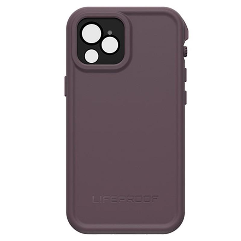 LifeProof Fre Waterdichte Hoes iPhone 12 Mini Paars - 2
