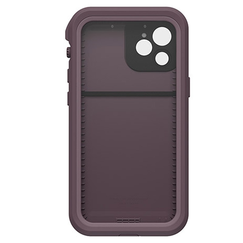 LifeProof Fre Waterdichte Hoes iPhone 12 Mini Paars - 5