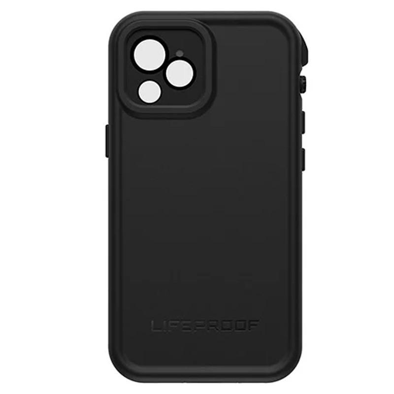 LifeProof Fre Waterdichte Hoes iPhone 12 Mini Zwart - 4